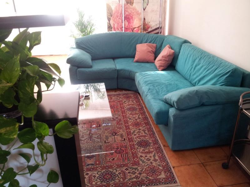 living room - Happy Verona Apartment : WiFi,terrace,parking - Verona - rentals