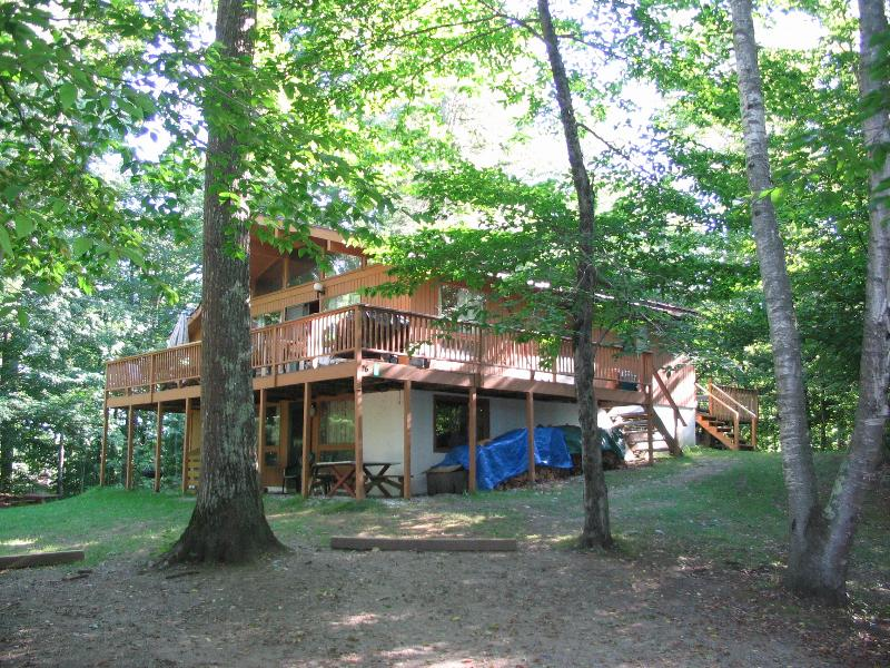 Lake Rescue Chalet in summer - 6 BR Lake House in VT Green Mountains - Ludlow - rentals