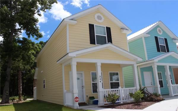Cute townhome, walk from beach, secluded community, perfect location! - Image 1 - Myrtle Beach - rentals
