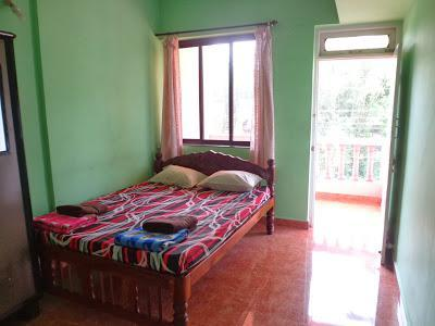 Bedroom 1 - Ashirwaad Holiday Apartments - non ac 2BHK apt - Benaulim - rentals