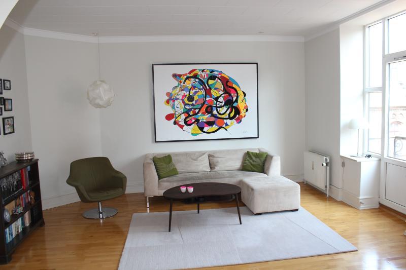 Spacious flat in trendy Vesterbro - Image 1 - Copenhagen - rentals