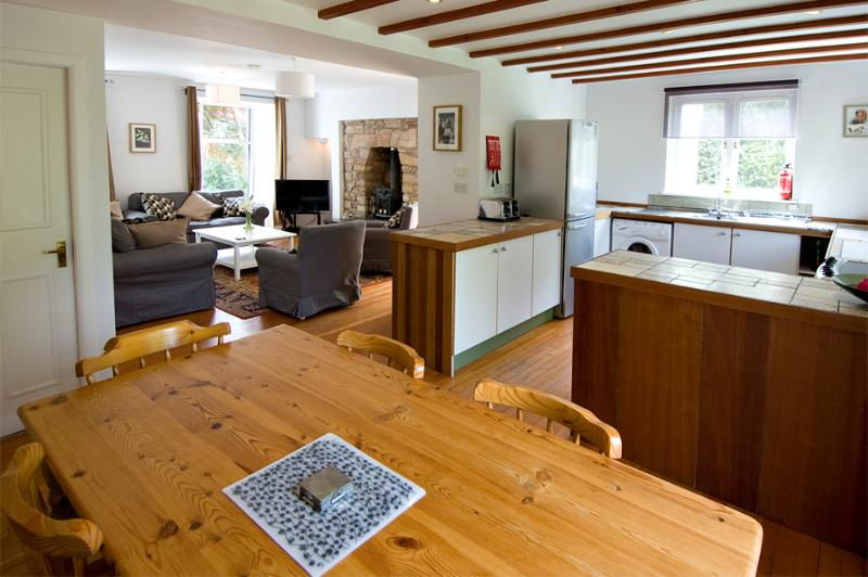 Gardeners Cottage - Lovely 3 bedroom cottage in its own garden a few minutes walk from the village - Pittenweem - rentals