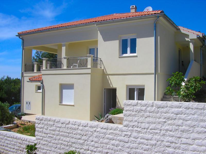 Apartments Jambrovic A1 - Apartments Jambrovic- A1(4+2) - Primosten - Primosten - rentals