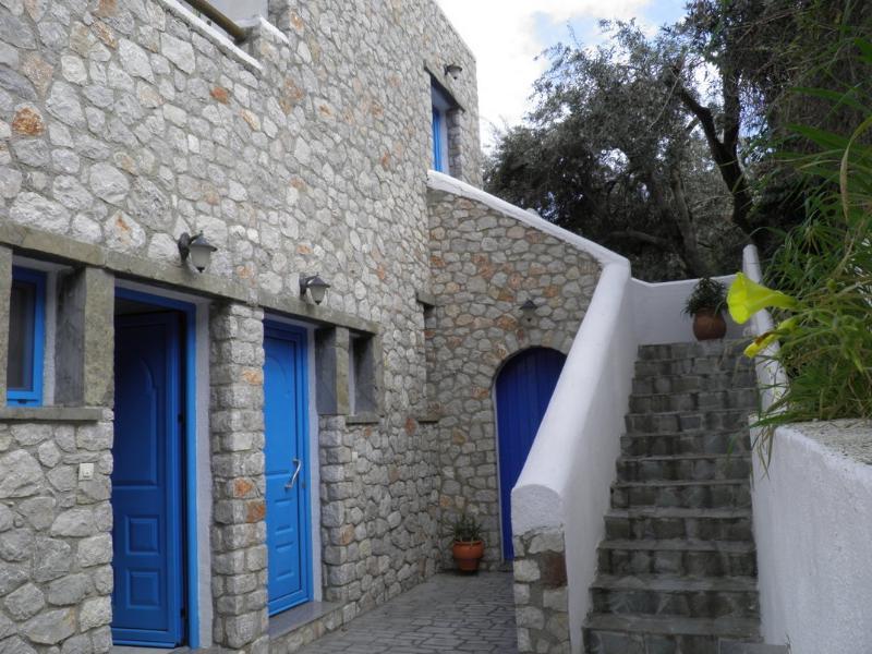 External Area - Agnanti Traditional Appartements - Archangelos - rentals