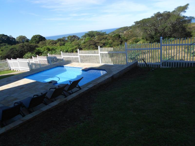 See View and Pool - Kim's Place Self Catering 4 Star Guest House - East London - rentals