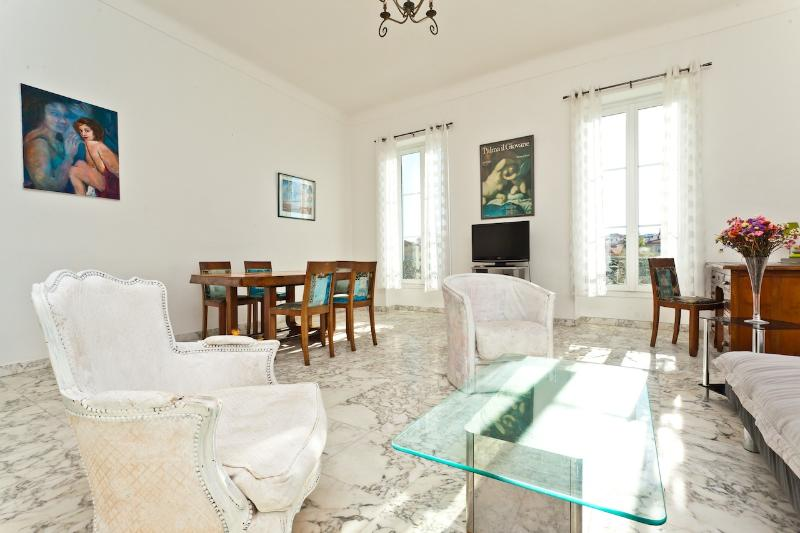 LUX Place Massena Apartment - Image 1 - Nice - rentals