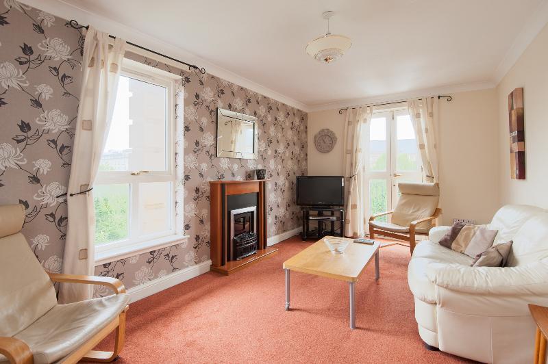 Alba Morrison Apartment - Image 1 - Edinburgh - rentals