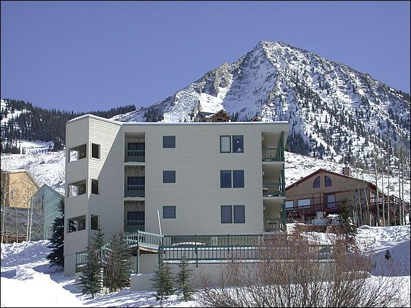 Sun Castle Condominiums - Wonderful Family Accommodations - Quiet Cul-de-Sac Location (1326) - Crested Butte - rentals