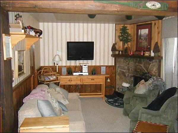 Flat-Screen TV and a Fireplace in the Living Room - Easy Access to Area Attractions - Magnificent Amenities (1347) - Crested Butte - rentals