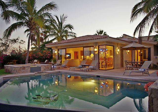 Casa Tortuga in Cabo del Sol - Casa Tortuga - Mexican-style in the exclusive community of Cabo del Sol - Cabo San Lucas - rentals