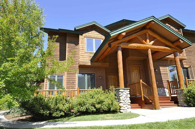 The Enclave 3482 ~ 3 BR's - Book Now for Summer! - Image 1 - Steamboat Springs - rentals