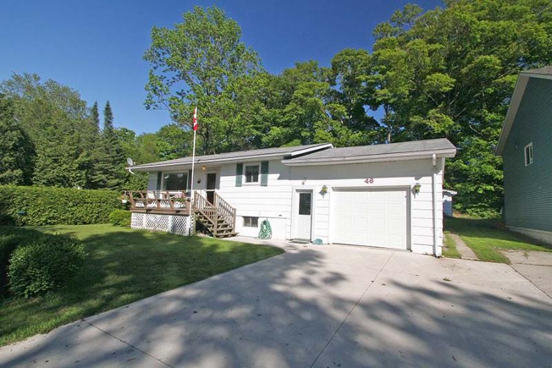 Cedarmont cottage (#781) - Image 1 - Kincardine - rentals