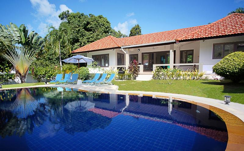Villa Mango, 800m from the beach. Perfect place for dream holidays ! - Image 1 - Koh Samui - rentals