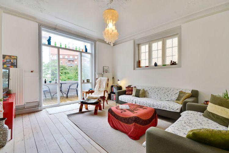 Mariendalsvej Apartment - Classic Copenhagen apartment at Frederiksberg - Copenhagen - rentals