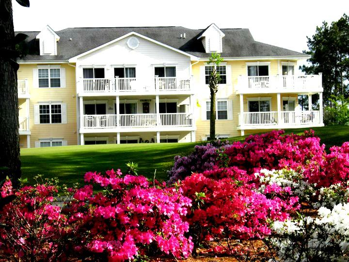 Springtime around the Plantation - Ready for a relaxing vacation at Condo 505? - Calabash - rentals