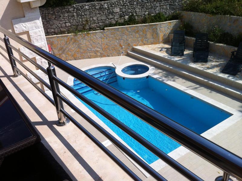 pool - Villa Apartment   Roisin Dubh - Mlini - rentals