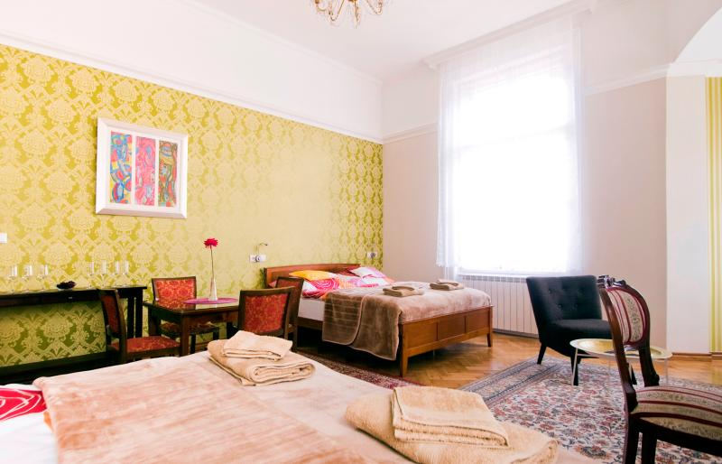 Danube Serviced Apartments - Single Bedroom Suite - Image 1 - Budapest - rentals