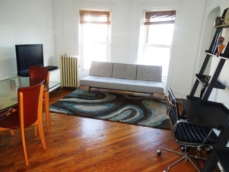 Amazingly Gorgeous Jr. Apt-only 12 min to Manhatta - Image 1 - Brooklyn - rentals