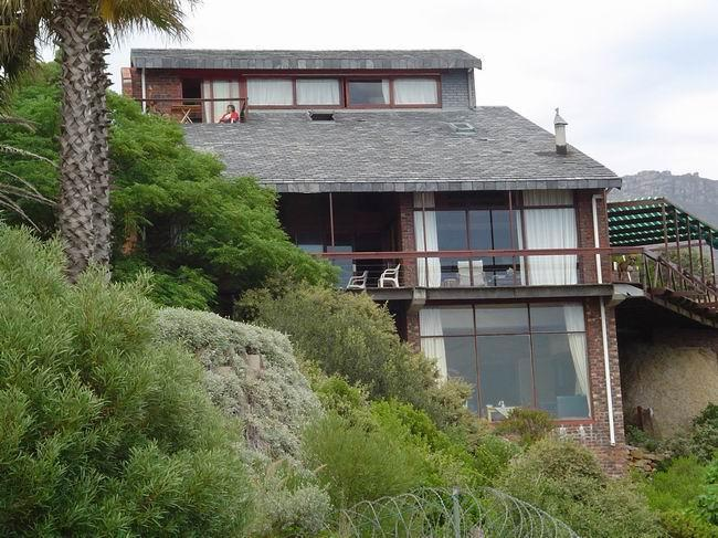 house - front view - Sunset On The Rocks - Holiday House - Llandudno - Cape Town - Cape Town - rentals