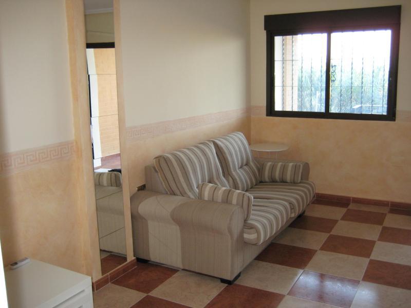 LIVING ROOM - Lovely Spanish Apartment/pool facility (PARMAR) - Formentera Del Segura - rentals