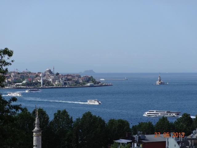 Luxury Sea View Apartment 10 NEW DECORATION - Image 1 - Istanbul - rentals