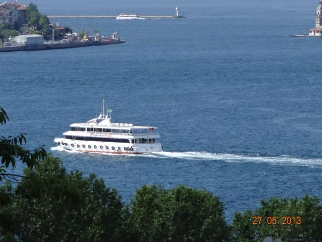 Bosphorus view SUNSHINE  &  Luxury New Decoration 6 - Image 1 - Istanbul - rentals