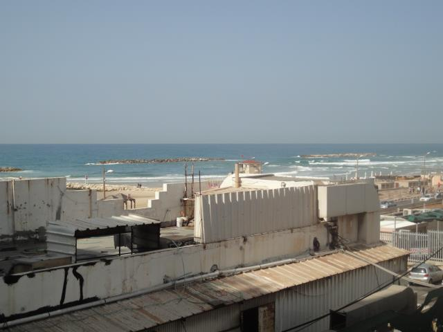 View from Dining Room - The most beautiful  Duplex in TLV!! - Tel Aviv - rentals