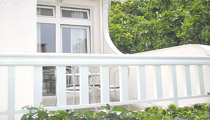 Villa Bonaca - family apartment on the Adriatic - Image 1 - Baška - rentals