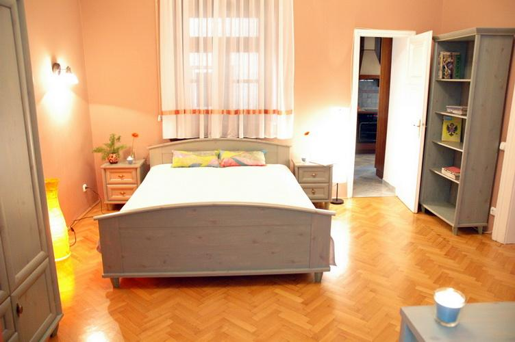 Bedroom - Pozole - Budapest - rentals