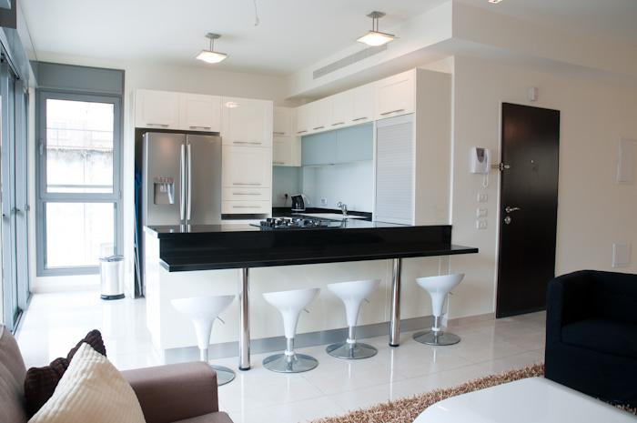 New  Luxurious Perfect Location - Image 1 - Tel Aviv - rentals
