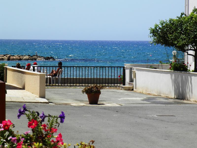 3 bdrm Sup.Sea View Villa Beach Oroklini Larnaca - Image 1 - Oroklini - rentals