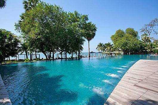 Luxury apartment Northpoint Pattaya 2-bedr seaview - Image 1 - Pattaya - rentals