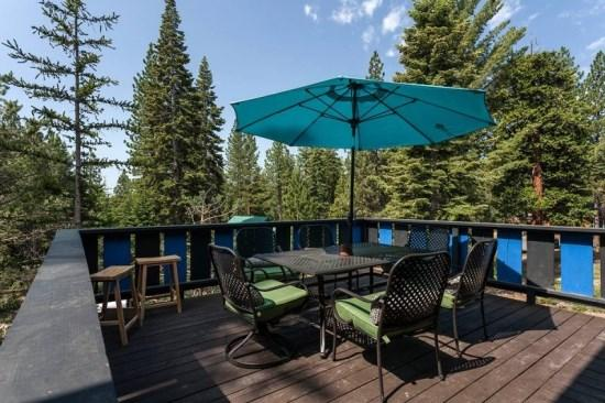 Alpe Huesli Dog Friendly Vacation Rental - Image 1 - Lake Tahoe - rentals