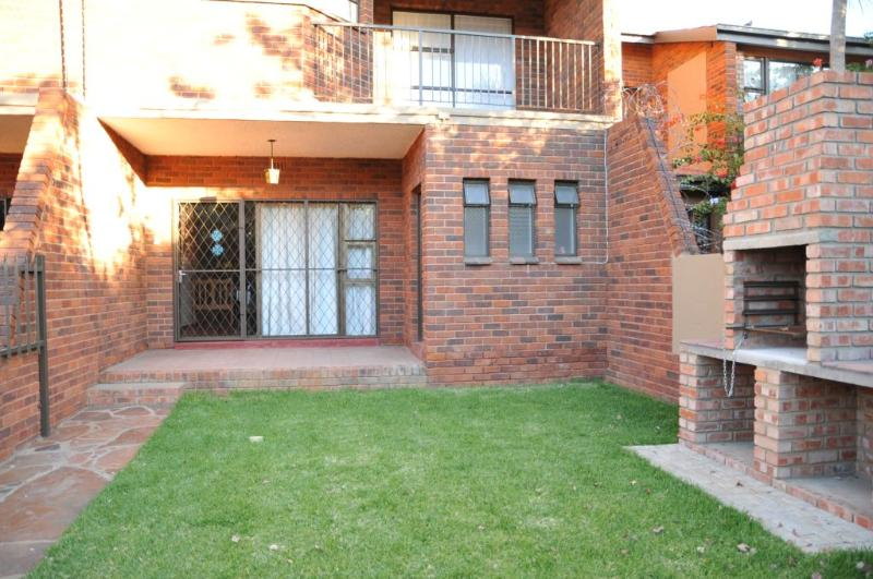 Front View - Executive Self Catering Unit - Kimberley - rentals