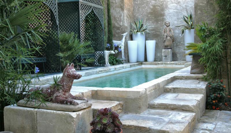 Maison Bleue- Superb 1 Bedroom Rental Arles, Provence, France - Image 1 - Arles - rentals