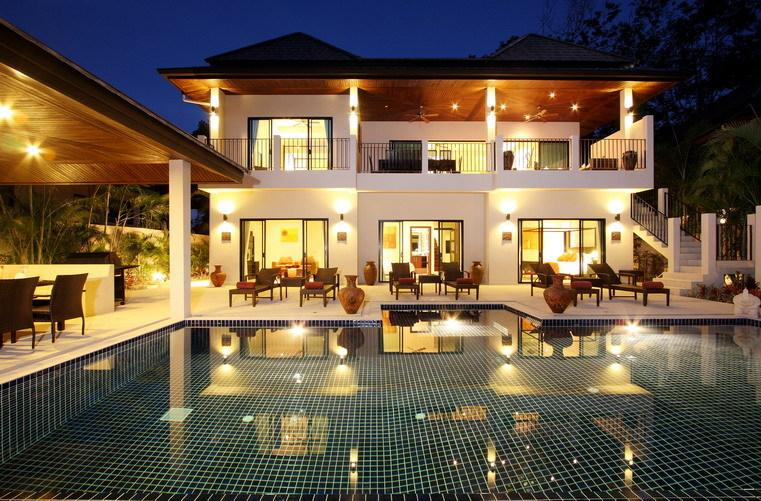 Nai Harn Villa 4303 - 6 Beds - Phuket - Image 1 - Nai Harn - rentals