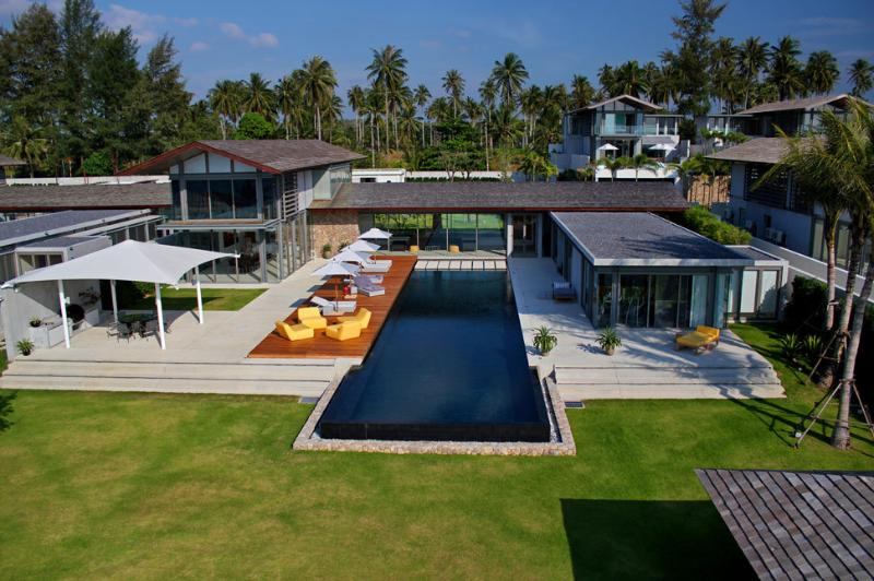 Natai Beach Villa 4361 - 6 Beds - Phuket - Image 1 - Phuket - rentals