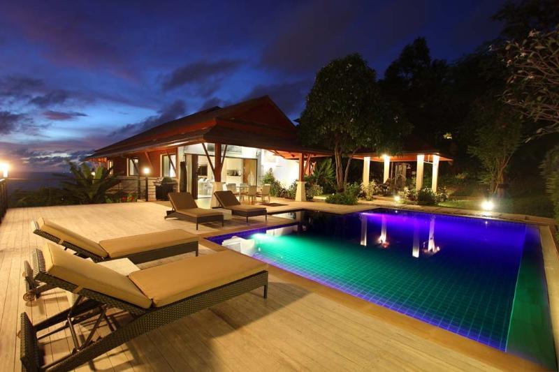 Patong Villa 4409 - 5 Beds - Phuket - Image 1 - Patong - rentals