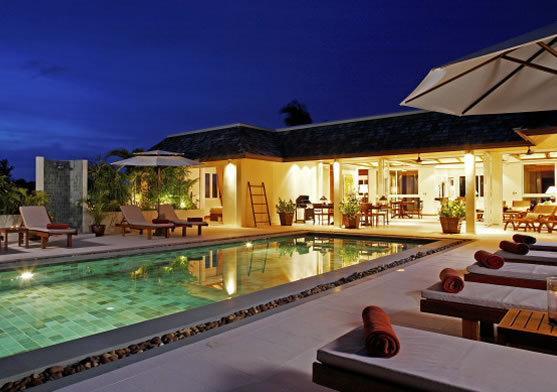 Kata Villa 496 - 5 Beds - Phuket - Image 1 - Kata - rentals