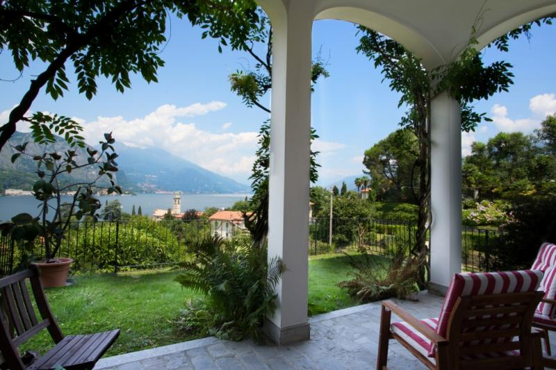 Large garden terrace - Villa Poletti, by Owner - Bellagio - rentals
