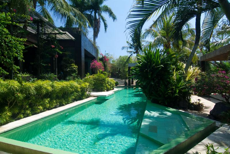 5* ESTATE MANSION LUXURY TRANQUIL CHEF DRIVER POOL - Image 1 - Canggu - rentals