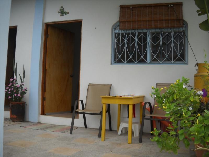 Front entry - CASA LORI - La Cruz de Huanacaxtle - rentals