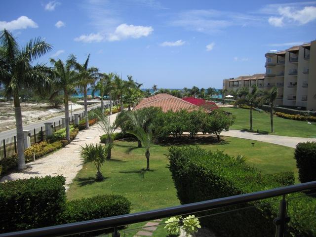 a Great Ocean garden View... - Aqua Vista Three-Bedroom Condo - P211 - Eagle Beach - rentals