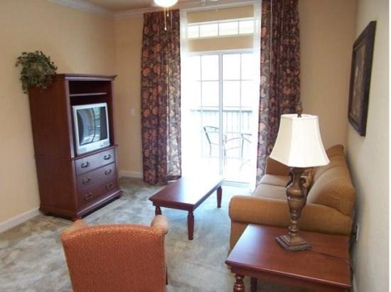 Sample Sitting Area - T2C1395TL-Gen1 Well-Furnished Condo Near Disney Area - Orlando - rentals