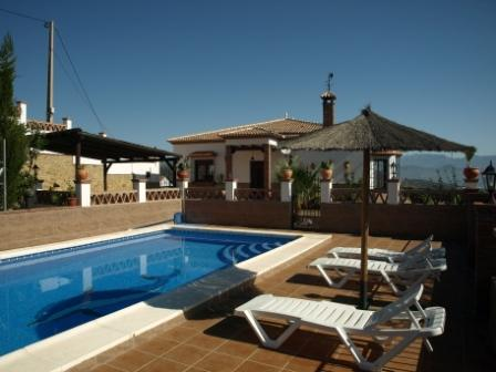 Beautiful house for rent in Spain Costa del Sol - Image 1 - Iznate - rentals