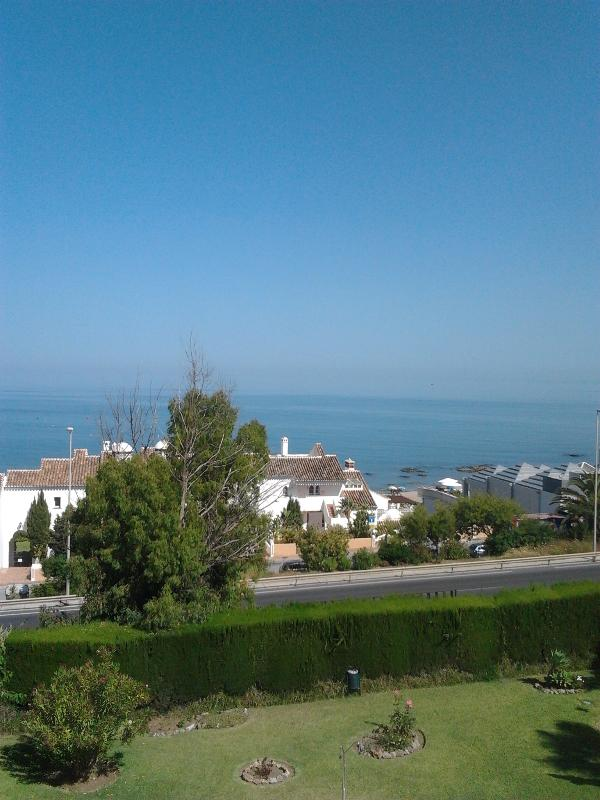 View from terrace - 2 Bed apartment Costa Del Sol Fabulous sea view - Malaga - rentals