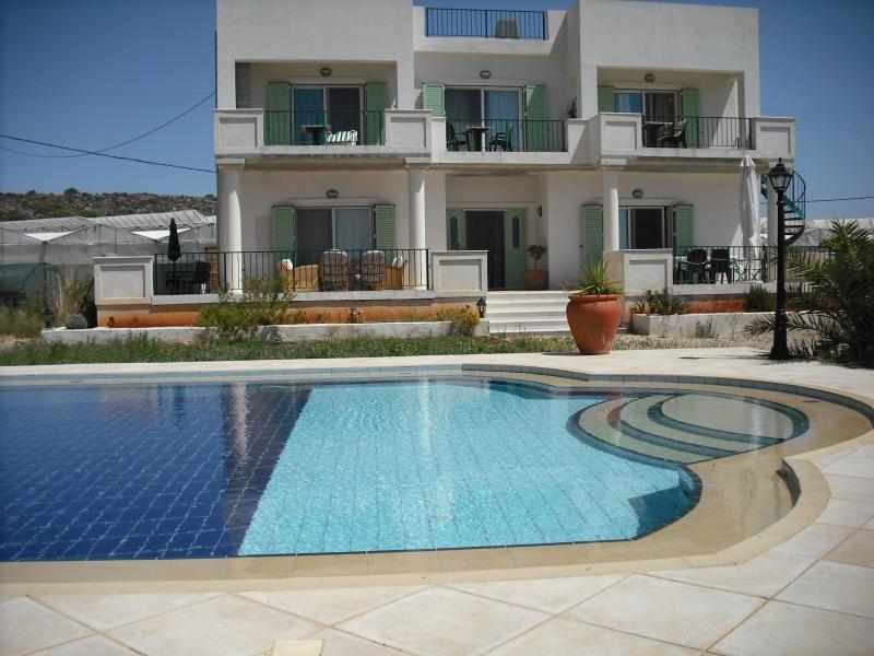 Pool & Apartment Balcony's - RuthiesRooms  Studio Apartments, Chania,Crete. - Chania - rentals