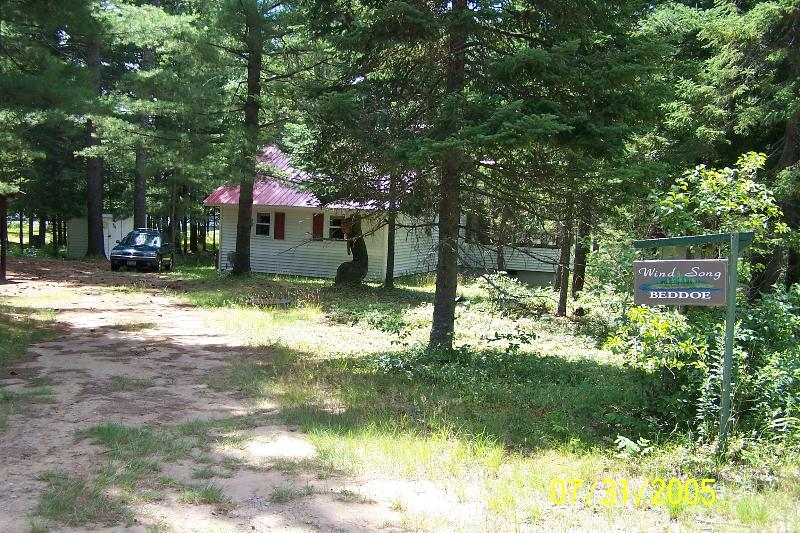 Wind Song Welcomes You! - WIND SONG:  Lakefront Prop. Nestled Beneath Pines - Malone - rentals