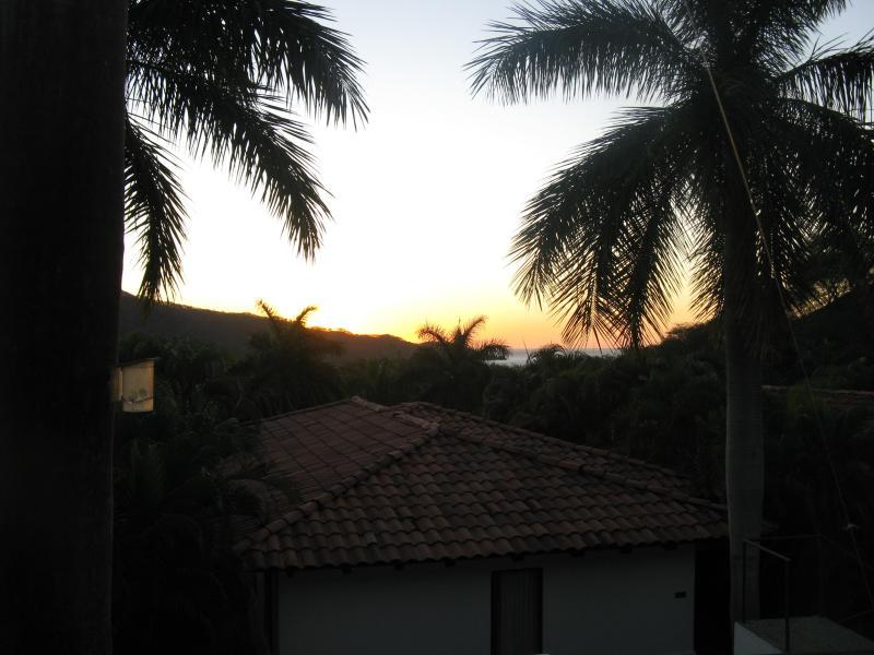 Porch View - Costa Rica, Guanacaste, Playa Hermosa Villa - Playa Hermosa - rentals