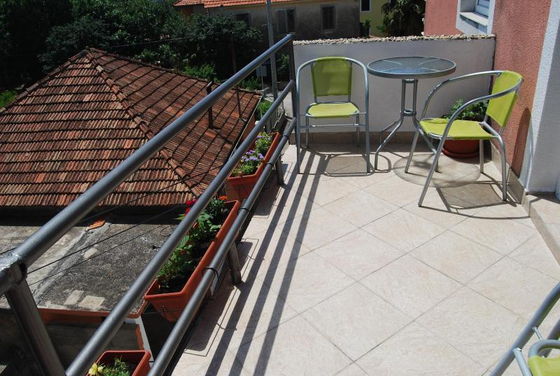 Studio with balcony in Dalmatia - Image 1 - Sukosan - rentals